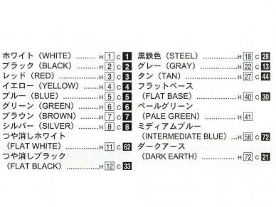 Aoshima - Back to the Future III Delorean, Mastelis: 1/24, 01187 6