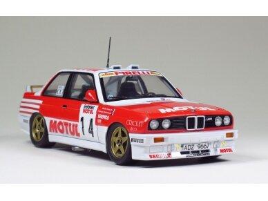 Beemax - BMW M3 E30 '89 Tour de Corse, Mastelis: 1/24, 10506, 24016 3