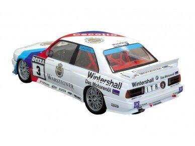 Aoshima Beemax - BMW M3 (E30) `91 Deutschland Model, Scale: 1/24, 09819 3