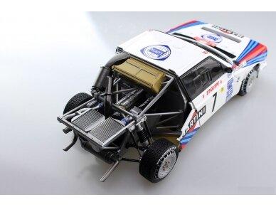 Aoshima Beemax - Lancia Delta S4 Monte Carlo Rally 1986, Scale: 1/24, 09885, 24020 14