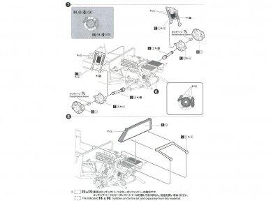 Aoshima Beemax - Lancia Delta S4 Monte Carlo Rally 1986, Scale: 1/24, 09885, 24020 28