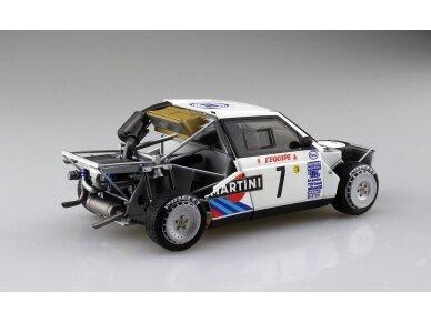 Aoshima Beemax - Lancia Delta S4 Monte Carlo Rally 1986, Scale: 1/24, 09885, 24020 9
