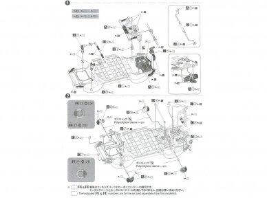 Aoshima Beemax - Porsche 935 K2 `77 DRM Ver., Mastelis: 1/24, 10510, 24015 14
