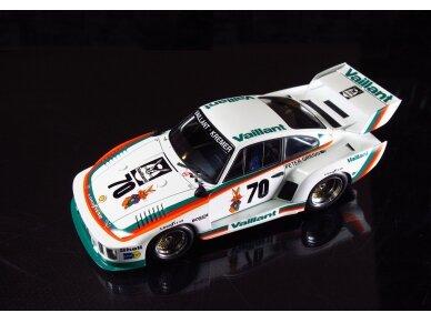 Aoshima Beemax - Porsche 935 K2 `77 DRM Ver., Mastelis: 1/24, 10510, 24015 2