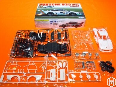 Beemax - Porsche 935 K2 `77 DRM Ver., Mastelis: 1/24, 24015 3