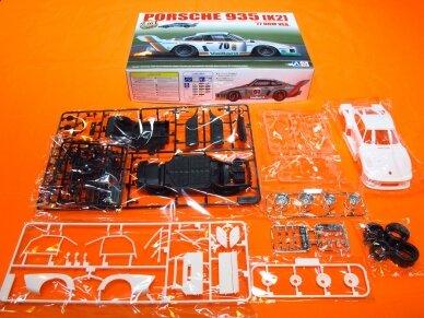 Aoshima Beemax - Porsche 935 K2 `77 DRM Ver., Mastelis: 1/24, 10510, 24015 3
