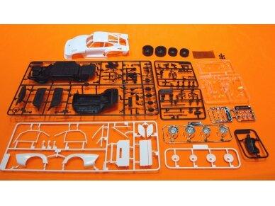 Aoshima Beemax - Porsche 935 K2 `77 DRM Ver., Mastelis: 1/24, 10510, 24015 4