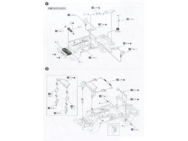 Aoshima Beemax - Toyota Corona [ST191] 94' JTCC, Mastelis: 1/24, 10396, 24013 13