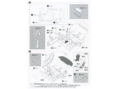 Aoshima Beemax - Toyota Corona [ST191] 94' JTCC, Mastelis: 1/24, 10396, 24013 15