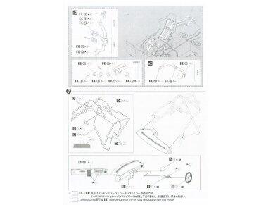 Aoshima Beemax - Toyota Corona [ST191] 94' JTCC, Mastelis: 1/24, 10396, 24013 16