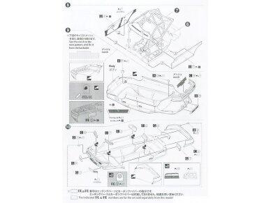 Beemax - Toyota Corona [ST191] 94' JTCC, Mastelis: 1/24, 24013 17