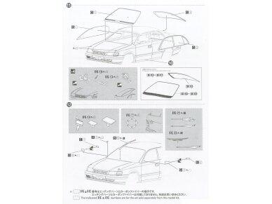 Beemax - Toyota Corona [ST191] 94' JTCC, Mastelis: 1/24, 24013 18