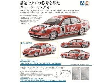 Aoshima Beemax - Toyota Corona [ST191] 94' JTCC, Mastelis: 1/24, 10396, 24013 4