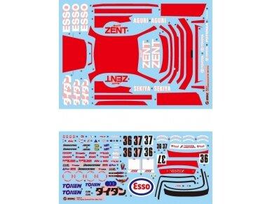 Aoshima Beemax - Toyota Corona [ST191] 94' JTCC, Mastelis: 1/24, 10396, 24013 5