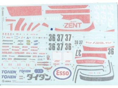 Aoshima Beemax - Toyota Corona [ST191] 94' JTCC, Mastelis: 1/24, 10396, 24013 8