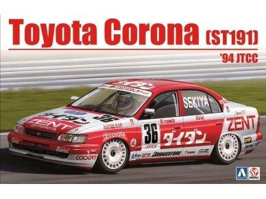 Aoshima Beemax - Toyota Corona [ST191] 94' JTCC, Mastelis: 1/24, 10396, 24013