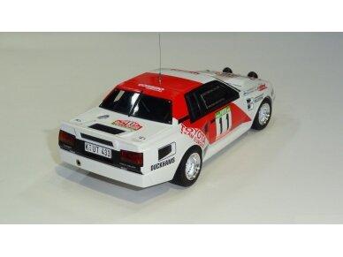 Aoshima Beemax - Toyota TA64 Celica `84 Portugal Rally Version, Mastelis: 1/24, 10314, 24011 4