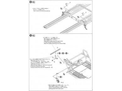 Aoshima - Brian James Trailers A4 Transporter, Mastelis: 1/24, 05260 12