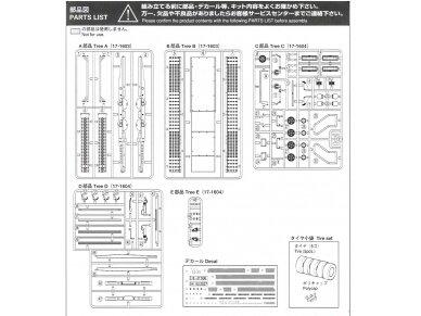 Aoshima - Brian James Trailers A4 Transporter, Mastelis: 1/24, 05260 13