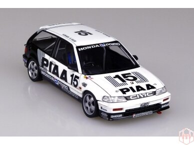 Beemax - EF3 Honda Civic Gr.A `89 PIAA, Mastelis: 1/24, B24005 11