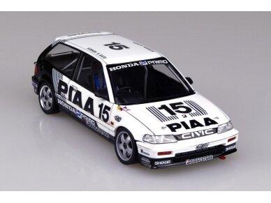 Beemax - EF3 Honda Civic Gr.A `89 PIAA, Scale: 1/24, B24005 11
