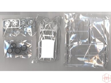 Beemax - EF3 Honda Civic Gr.A `89 PIAA, Mastelis: 1/24, B24005 14