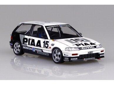 Beemax - EF3 Honda Civic Gr.A `89 PIAA, Scale: 1/24, B24005 5