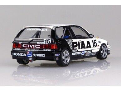 Beemax - EF3 Honda Civic Gr.A `89 PIAA, Mastelis: 1/24, B24005 7
