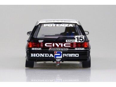Beemax - EF3 Honda Civic Gr.A `89 PIAA, Scale: 1/24, B24005 9