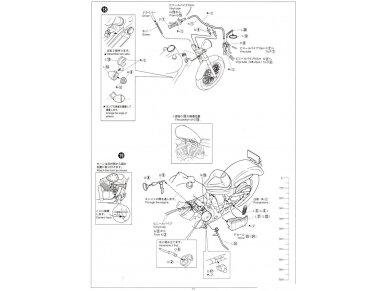 Aoshima - Honda steed 400VSE, Mastelis: 1/12, 05398 26