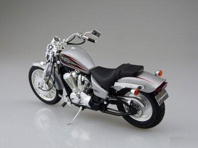 Aoshima - Honda steed 400VSE, Mastelis: 1/12, 05398 4