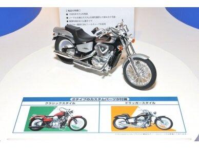 Aoshima - Honda steed 400VSE, Mastelis: 1/12, 05398 7