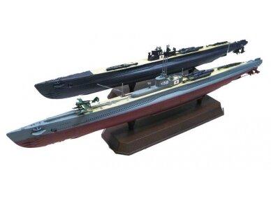 Aoshima - IJN Povandeninis laivas I-58, Mastelis: 1/350, 01225 2