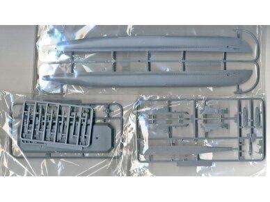 Aoshima - IJN Povandeninis laivas I-58, Mastelis: 1/350, 01225 3