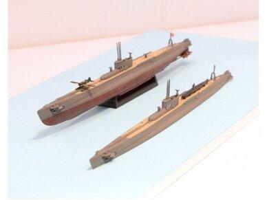 Aoshima - IJN Submarine I-19, Mastelis: 1/700, 05208 3
