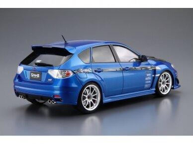 Aoshima - Ings GRB Subaru Impreza WRX STI '07, Mastelis: 1/24, 05423 3