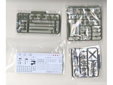 Aoshima - JGSDF apžvalgos sraigtasparnis, Mastelis: 1/72, 01434 11