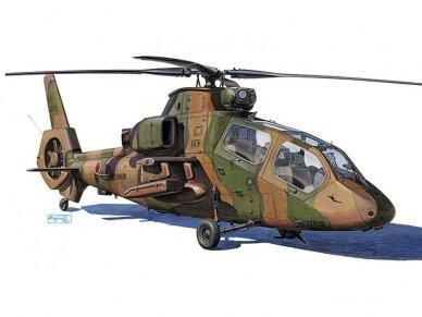 Aoshima - JGSDF apžvalgos sraigtasparnis, Mastelis: 1/72, 01434 4