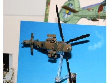 Aoshima - JGSDF apžvalgos sraigtasparnis, Mastelis: 1/72, 01434 6