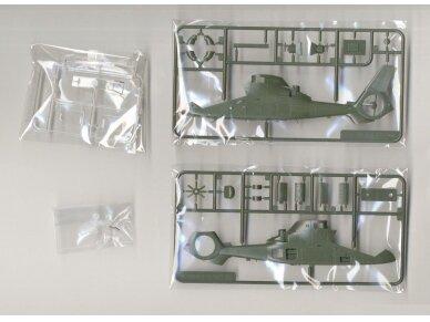 Aoshima - JGSDF apžvalgos sraigtasparnis, Mastelis: 1/72, 01434 10