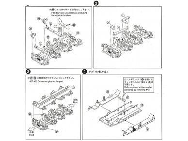 Aoshima - JGSDF Maneuver Combat Vehicle MCV Prototype, Mastelis: 1/72, 01017 12