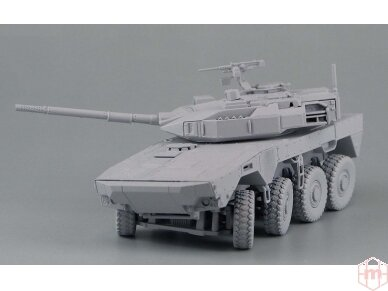 Aoshima - JGSDF Maneuver Combat Vehicle MCV Prototype, Mastelis: 1/72, 01017 4