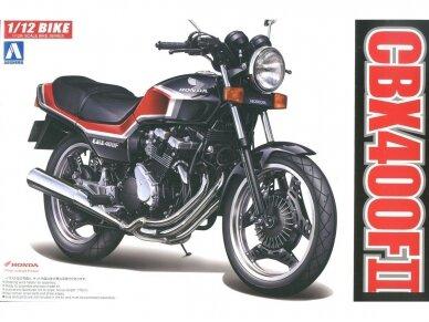 Aoshima - Honda CBX400FII, Scale: 1/12, 05167