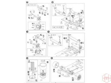 Aoshima - Lamborghini Aventador LP720-4 50 Anniversario Edition, Mastelis: 1/24, 01152 11