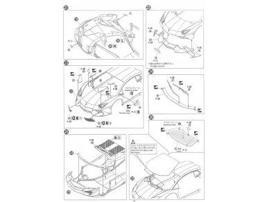 Aoshima - Lamborghini Aventador 50° Anniversario, 1/24, 05982 14