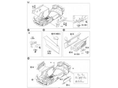 Aoshima - Lamborghini Aventador 50° Anniversario, 1/24, 05982 17