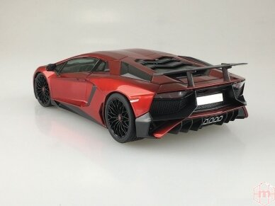 Aoshima - Lamborghini Aventador LP750-4 SV, Mastelis: 1/24, 05120 3