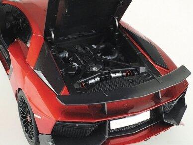 Aoshima - Lamborghini Aventador LP750-4 SV, Mastelis: 1/24, 05120 5