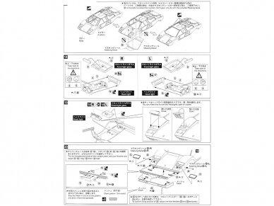 Aoshima - Lamborghini Countach Wolf, Mastelis: 1/24, 04960 10