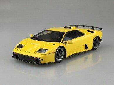 Aoshima - Lamborghini Diablo GT, Mastelis: 1/24, 01050 2